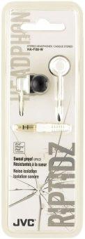 JVC HA-FX8 In-Ear Headphone (White) - picture 2