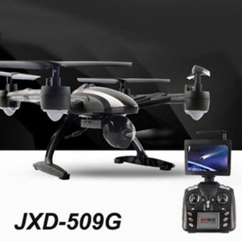 JXD Pioneer UFO Drone 509G 5.8G 2.0MP Camera RC Quadcopter (Black)