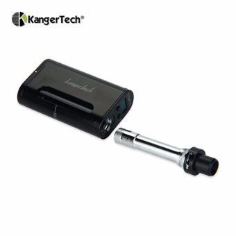 Kangertech CUPTI Variable 75W with Temperature Control Electronic Cigarette E-Cigarette Vape Starter Kit (Black) - 5