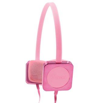 KeeKa KE-700 118dB Dynamic Stereo Over-the-Ear Headphones (Pink) - picture 2