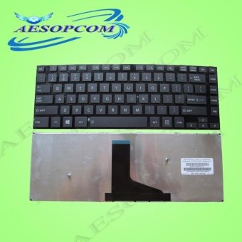 Keyboard For TOSHIBA L40 L40D-A C40 C40-A C40D C45 C45T S40-Alaptop keyboard