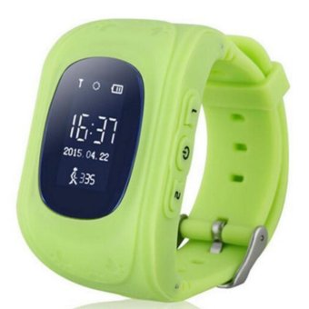 Kids Watch GPS Tracker Anti Lose Children GPS Smart Watch forGifts - intl