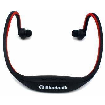 Kingdo E4 Sport Bluetooth Earphone with Free LED Watch - 2