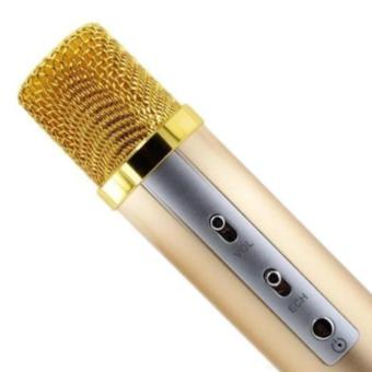 KingDo K6G Wireless Bluetooth Microphone Karaoke - 4