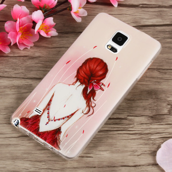KINGSOIL note4/n9100 silicone case soft drop-resistant protective case phone case