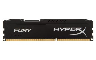 Kingston HyperX FURY 8GB 1866MHz PC3-14900 DDR3 Memory Module RAM Long DIMM (Black)