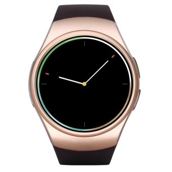 KingWear KW18 1.3 inch Smartwatch Phone MTK2502 IPS ScreenBluetooth 4.0 - intl Price Philippines