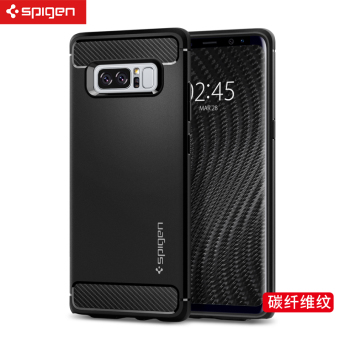 Korea Samsung note8 drop-resistant transparent silicone case phone case