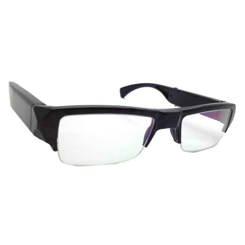 KSRplayer(R)Spy Glasses Full HD 1080P Spy Hidden Camera