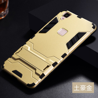 Kumeng vivov3max/v3maxa cool all-inclusive drop-resistant men and women phone case protective case