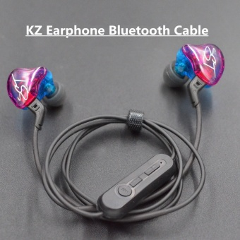 KZ ZST/ED12 KZ Bluetooth 4.1 Wireless Advanced Upgrade Module for ZST/ZST Pro/ED12 Bluetooth earphone Stereo Cable - intl