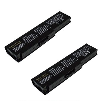 Laptop Battery for Dell Inspiron 1400/1420 Set of 2 - picture 2