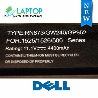 Laptop Battery for Dell Inspiron 1525 1526 1545 X284G RU583 0GW2401440 1545 1546 RN873 K450N X284G - 3