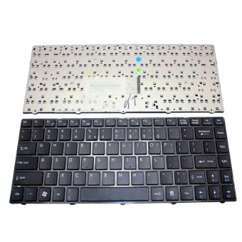 Laptop Keyboard for MSI CR420 CR430 CR460 X370 CX420 CX420MX ex465
