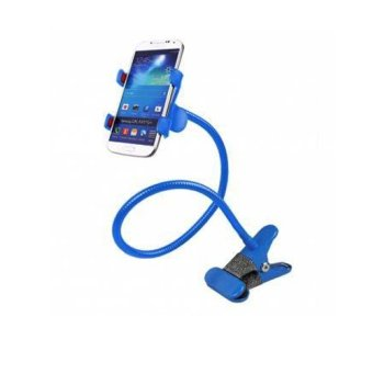 Lazy Pod Holder/Stand for Mobile Phone (Blue)