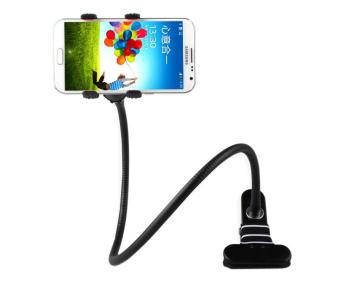 Lazy Pod Universal Mobile Phone Holder (Black)