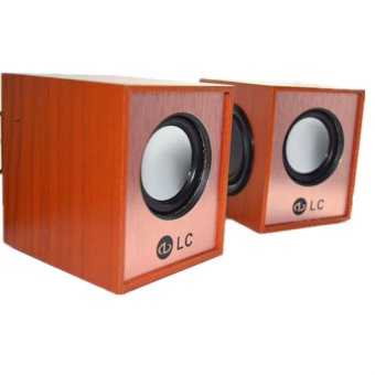 LC Excellence GS201 USB Powered Portable Speakers for PC