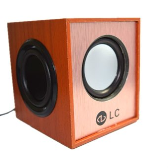 LC Excellence GS201 USB Powered Portable Speakers for PC - picture 2