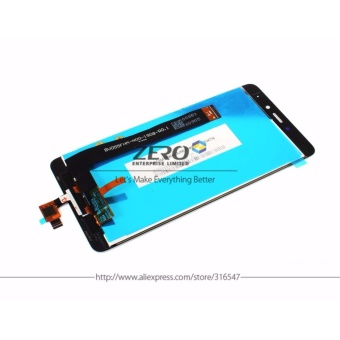 LCD Display Frame + Touch Screen Panel For Xiaomi Redmi Note 4X 4GB + 64GB - intl - 2