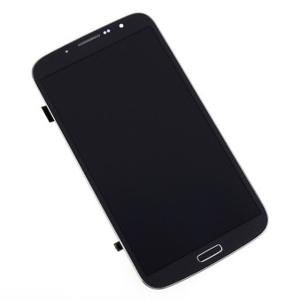LCD Display + Touch Screen Digitizer Assembly with Frame forSamsung Galaxy Mega 6.3 / i9200 / i9205 - Black - 4