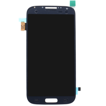 LCD Display Touch Screen Digitizer for Samsung Galaxy S4/I9500 (Blue)- - intl