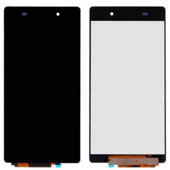 lcd screen Complete Screen lcd display touch screen replacementparts black for sony Xperia Z2 L50W D6502 D6503 - Intl