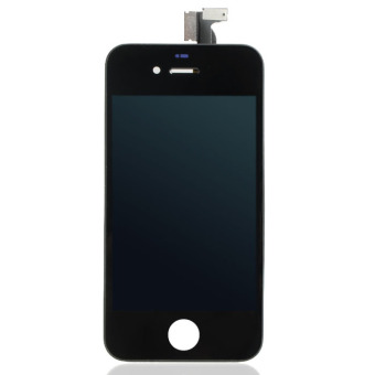 LCD Screen Digitizer Display for Iphone 4S (Black)- - intl