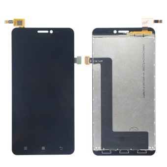 LCD Screen Display with Touch Screen Digitizer Assembly +Tools For Lenovo S850E S850 , Black
