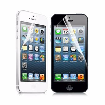 LCD Screen Guard Protector Film for iPhone 5 5S 5C SE - FRONT