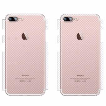 LCD Screen Guard Protector Film for iPhone 7 w/ 3D back-film - 4