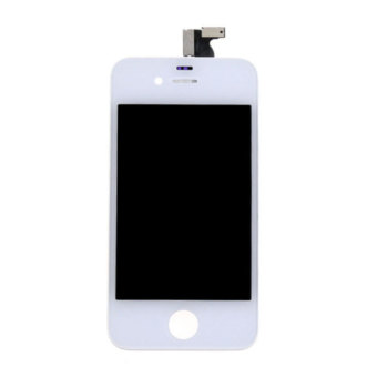 LCD + Touch Screen Digitizer Assembly Replace For Apple iPhone 4 +Tools White