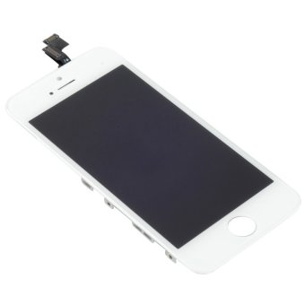 LCD Touch Screen Digitizer for iPhone 5S (White)