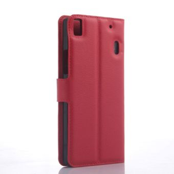 Lenovo k3note/a7000 drop-resistant card instert phone case wallet