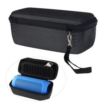 LEORX Portable EVA Case Pouch Holder Bag for JBL Flip 3 WirelessBluetooth Speaker - intl