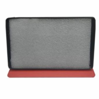 Lepards Trifold Leather Case for Huawei MediaPad M3 8.4 (Red) - 2
