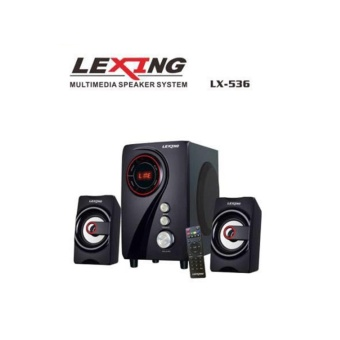 Lexing LX-536 Multimedia Subwoofer Speaker