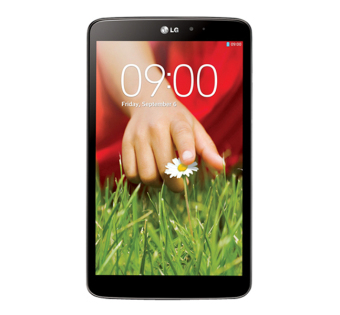 """LG G Pad 8.3"""" 16GB Tablet (Black)"""