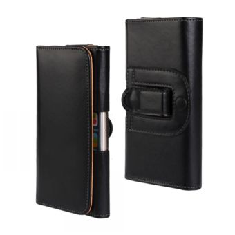LG K10/k670/K10 men's wear leather belt mobile phone protective sleeve
