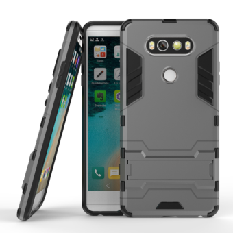 LG V20/V20 silicone two one full edging protective case phone case