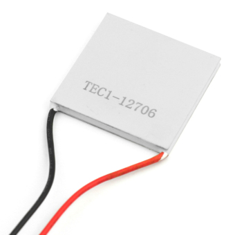 Lgpenny 12V 40mmx40mm 60W TEC1-12706 TEC Thermoelectric Cooler Cooling Peltier Plate 6A - intl