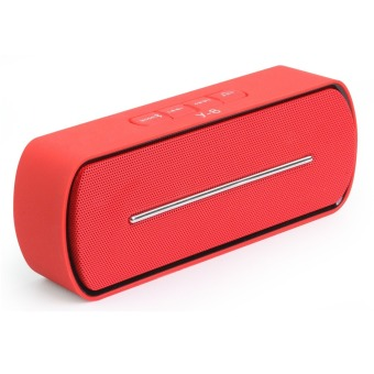 LHR Y8 Portable Super Bass Stereo Bluetooth 2.1 Wireless Speaker (Red)