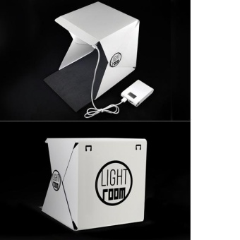 LightRoom Portable Photography Studio with LED Light - intl