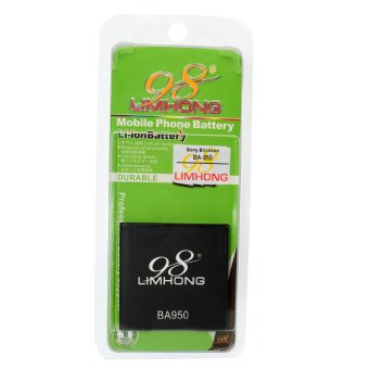 Limhong BA950 Battery for Sony Xperia ZR C5502 (Black)
