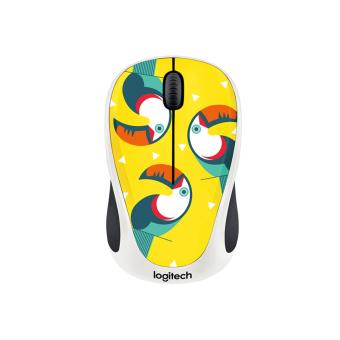 Logitech M238 Party Collection Wireless Mouse (Toucan) Price Philippines