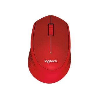 Logitech M280 Wireless Mouse (Red) - 2