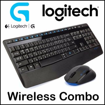 Logitech MK345 Wireless Keyboard Mouse Combo - intl