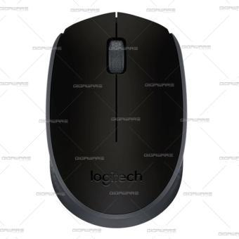 Logitech Wireless Mouse M170 (Black) - 2