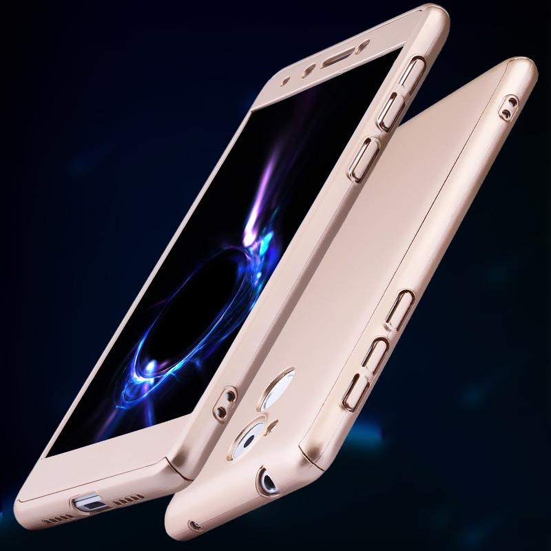 Luxury 360 Degree Full Body Protection Cover Case For Huawei Enjoy6S / DIG .