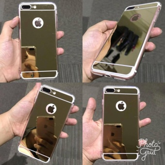 Luxury TPU Silicone Mirror Case for Samsung S7 Edge Price Philippines