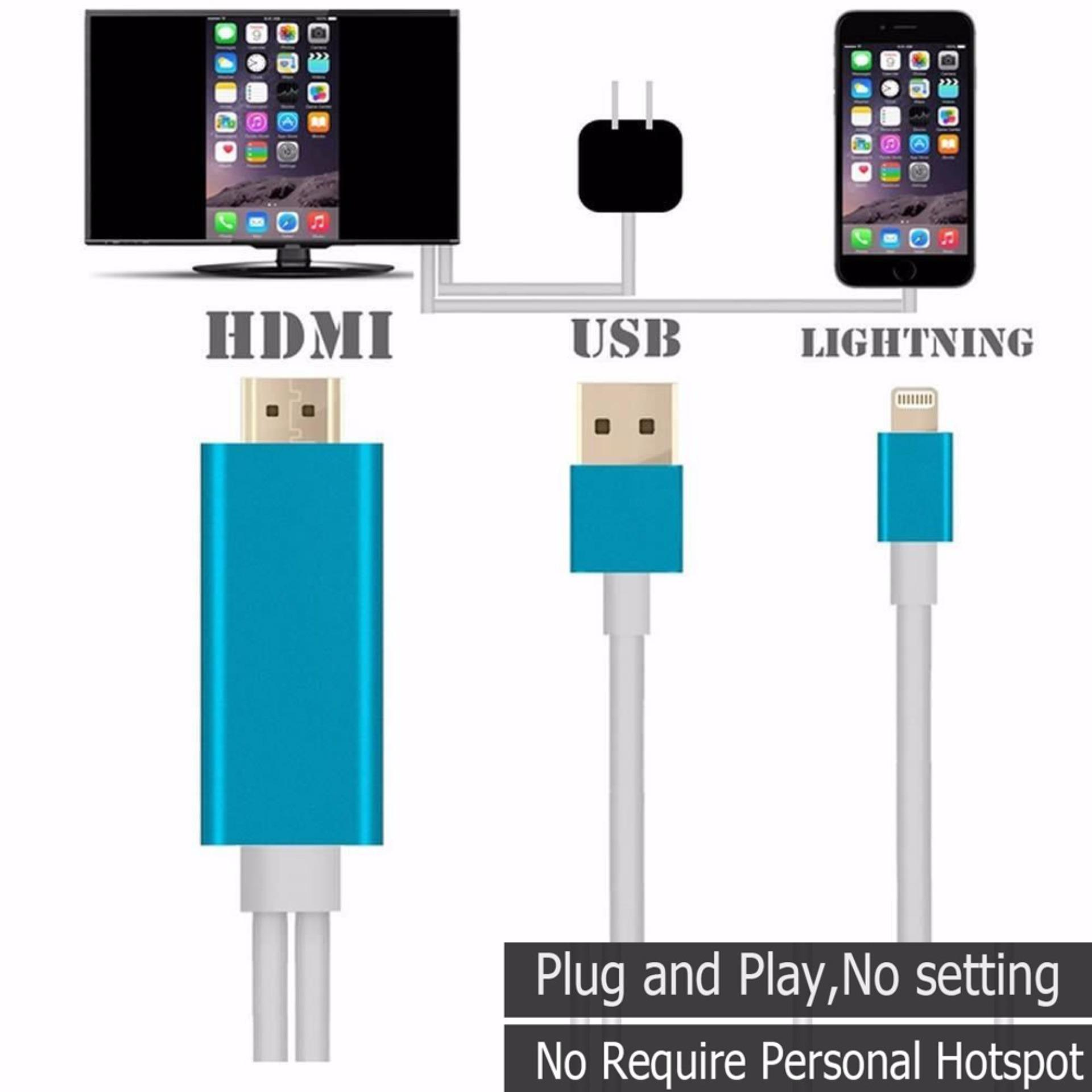 Philippines   LYBALL 1080P Plug and Play to HDMI TV HDTV AV Adapter ...